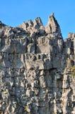 Βράχοι λάβας Στοκ εικόνα με δικαίωμα ελεύθερης χρήσης