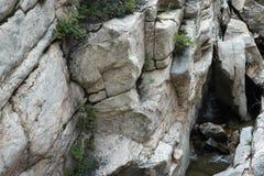 Βράχοι αγάπης κολπίσκου Στοκ φωτογραφία με δικαίωμα ελεύθερης χρήσης