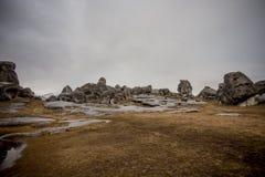 Βράχοι Αρχόντων των δαχτυλιδιών Στοκ Φωτογραφίες