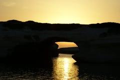 βράχοι αψίδων Στοκ εικόνα με δικαίωμα ελεύθερης χρήσης
