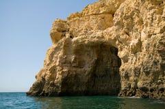 βράχοι βράχου της Πορτογ&a στοκ εικόνες με δικαίωμα ελεύθερης χρήσης