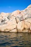 βράχοι γρανίτη Στοκ εικόνες με δικαίωμα ελεύθερης χρήσης