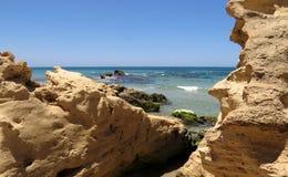 Βράχοι θάλασσας Στοκ Εικόνα