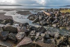 Βράχοι, θάλασσα και κολπίσκος 2 Στοκ Φωτογραφίες