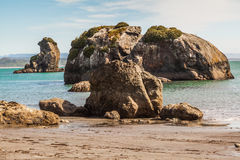 Βράχοι και νερό Στοκ Φωτογραφία