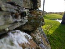 Βράχοι και ο ήλιος Στοκ εικόνες με δικαίωμα ελεύθερης χρήσης