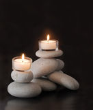 βράχοι κεριών Στοκ φωτογραφίες με δικαίωμα ελεύθερης χρήσης