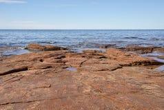 Βράχοι κόκκινου ψαμμίτη Στοκ φωτογραφία με δικαίωμα ελεύθερης χρήσης