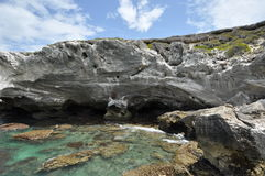 βράχοι πλασματικοί Στοκ Εικόνα