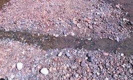 Βράχοι ποταμών Στοκ εικόνες με δικαίωμα ελεύθερης χρήσης