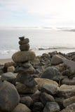 βράχοι που συσσωρεύονται Στοκ φωτογραφίες με δικαίωμα ελεύθερης χρήσης