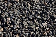 βράχοι σε λόφο Στοκ Εικόνες