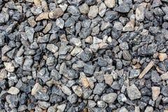 Βράχοι σε λόφο για το υπόβαθρο Στοκ Φωτογραφία