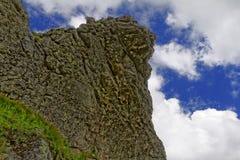 Βράχοι στα βουνά στοκ φωτογραφίες