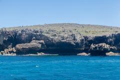 Βράχοι στο Fernando de Noronha Island Στοκ Εικόνες