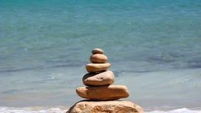 Βράχοι της Zen φιλμ μικρού μήκους