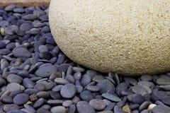 βράχοι φεγγαριών Στοκ Εικόνες