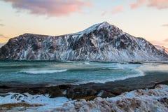 Βράχοι χρώματος Στοκ εικόνες με δικαίωμα ελεύθερης χρήσης