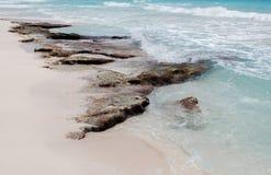 Βράχοι & ωκεανός   Στοκ Φωτογραφίες