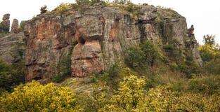 Βράχοι Belogradchik Στοκ εικόνα με δικαίωμα ελεύθερης χρήσης