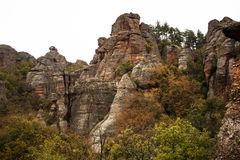 Βράχοι Belogradchik Στοκ εικόνες με δικαίωμα ελεύθερης χρήσης