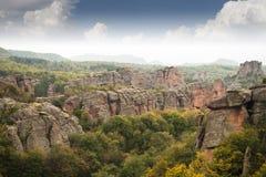 Βράχοι Belogradchik Στοκ Φωτογραφίες