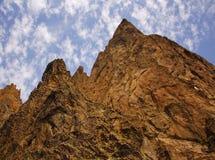 βράχοι kara της Κριμαίας dag Στοκ φωτογραφία με δικαίωμα ελεύθερης χρήσης