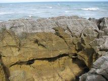 Βράχοι Punakaiki Στοκ φωτογραφία με δικαίωμα ελεύθερης χρήσης