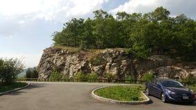 Βράχοι Putnam Στοκ εικόνα με δικαίωμα ελεύθερης χρήσης