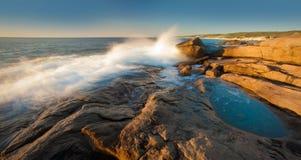 Βράχοι Redgate Στοκ Εικόνες