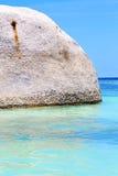 Βράχοι tao kho της Ασίας στη θάλασσα της Ταϊλάνδης και Νότιων Κινών Στοκ φωτογραφία με δικαίωμα ελεύθερης χρήσης