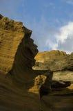 βράχοι tenerife Στοκ φωτογραφίες με δικαίωμα ελεύθερης χρήσης