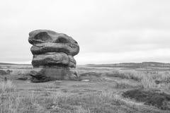 Βράχος αετών Στοκ Φωτογραφία