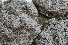 βράχος ανασκόπησης ηφαισ&t Στοκ Εικόνες