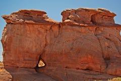 βράχος απότομων βράχων Στοκ Εικόνες