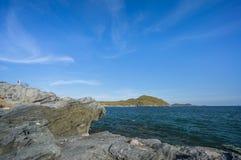Βράχος απότομων βράχων Στοκ Φωτογραφία