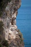 Βράχος απότομων βράχων Στοκ Εικόνα