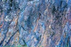 Βράχος απότομων βράχων Yosemite Στοκ Εικόνες