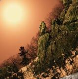 βράχος ατόμων Στοκ φωτογραφία με δικαίωμα ελεύθερης χρήσης