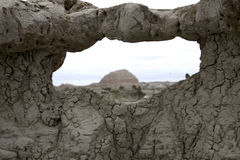 βράχος αψίδων Στοκ φωτογραφίες με δικαίωμα ελεύθερης χρήσης
