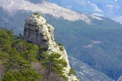 βράχος βουνών Στοκ εικόνες με δικαίωμα ελεύθερης χρήσης