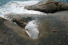βράχος γιαγιάδων Στοκ Εικόνα