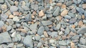 Βράχος γρανίτη στο πάτωμα Στοκ Φωτογραφίες
