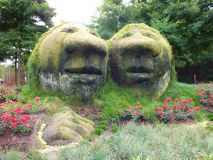 βράχος ζευγών Στοκ Εικόνες