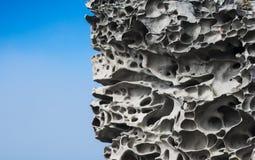 βράχος ηφαιστειακός Στοκ Φωτογραφίες