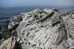 βράχος ηφαιστειακός Στοκ Εικόνα