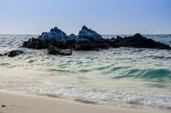 Βράχος θάλασσας Στοκ φωτογραφία με δικαίωμα ελεύθερης χρήσης