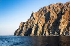 Βράχος θάλασσας στοκ εικόνες