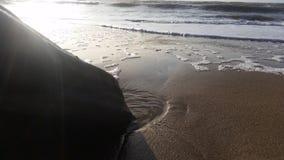 βράχος λιμνών Στοκ εικόνες με δικαίωμα ελεύθερης χρήσης