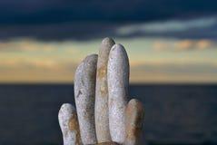βράχος κήπων Ίντεν Στοκ Εικόνες
